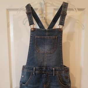 Girls Cherokee Shorts overalls Excellent Cond sz L